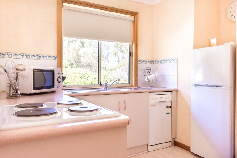 Possums Paradise Self Contained Kitchen